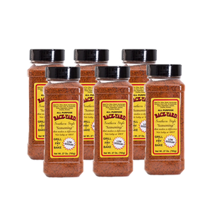 BACK-YARD Southern Style Seasoning - Original (27 oz. Case of 6)
