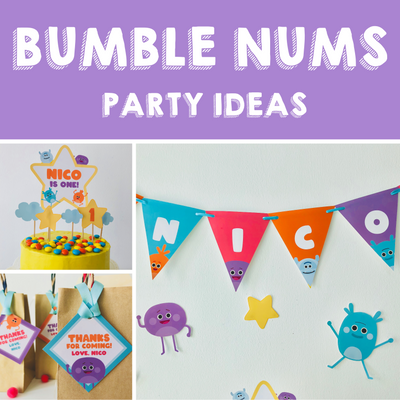 10-Step Recipe for a Fun Bumble Nums Party