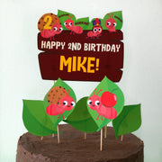 Ants go Marching Cake Topper