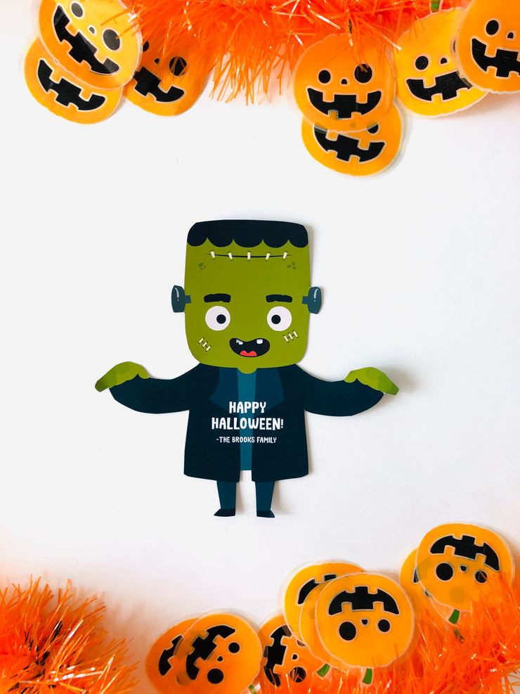 Frankenstein Printable