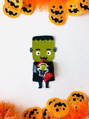 Frankenstein Treats Printable