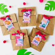 Girl Dinosaur Party Favors