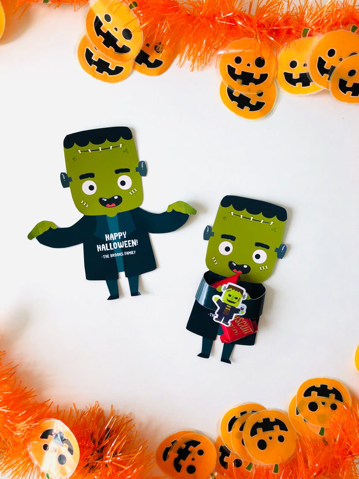 Halloween Frankenstein Printables