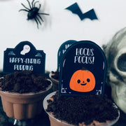 Halloween Graveyard Printable