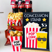 Movie Night Concession Stand
