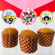 Powerpuff Girls Toppers