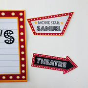 Theatre Signs