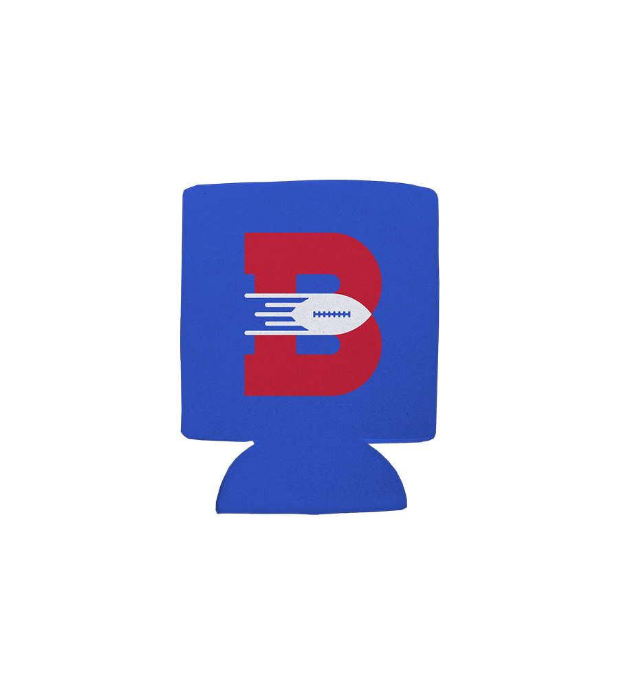 Buffalo Football Coozie