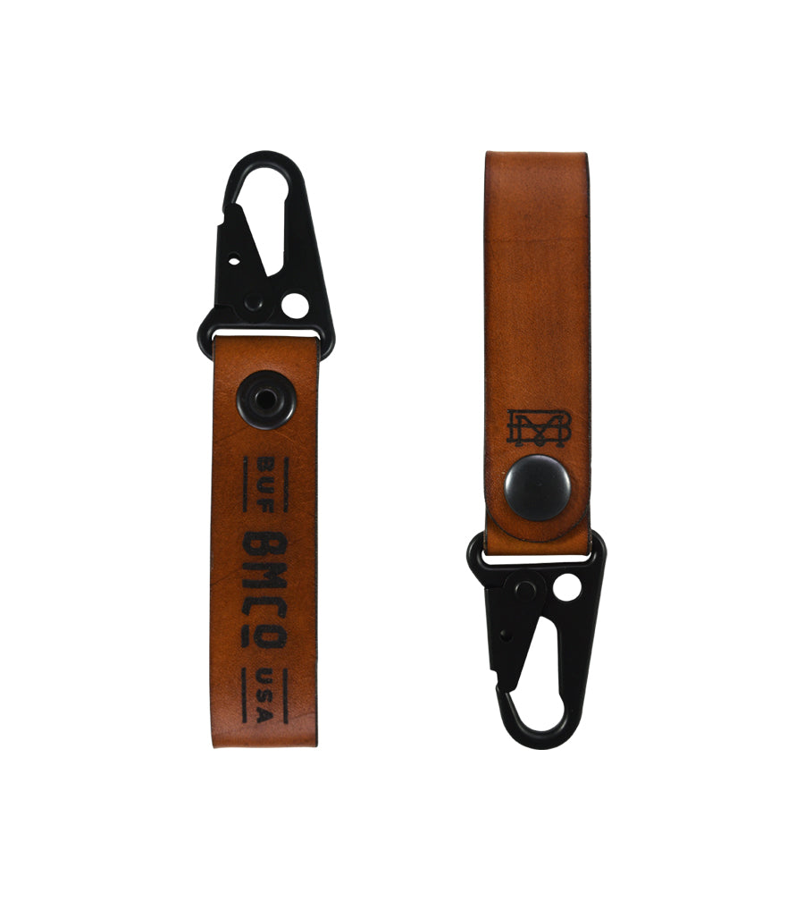 BMCO Leather Key Fob