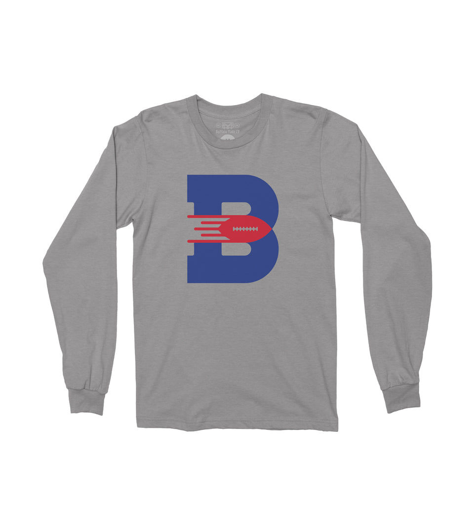 Buffalo Football Unisex Longsleeve Tee