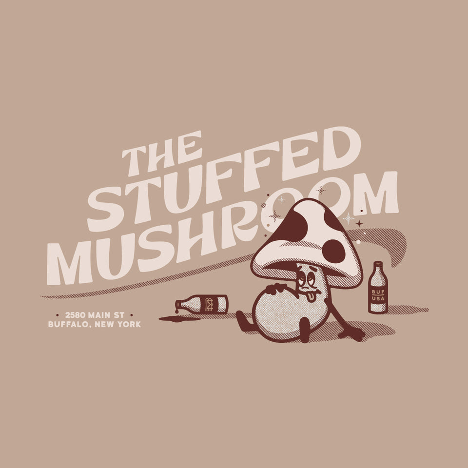 The Stuffed Mushroom