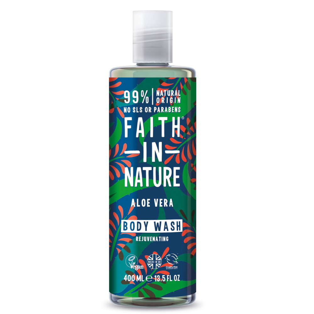 Aloe Vera Body Wash by Faith in Nature