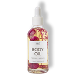 Vegan Neroli & Argan Body Oil by SALT