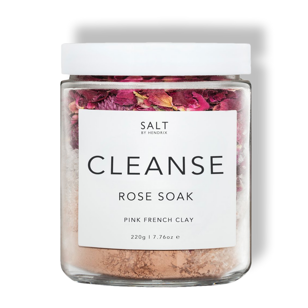 Bath Soak with Rose by SALT