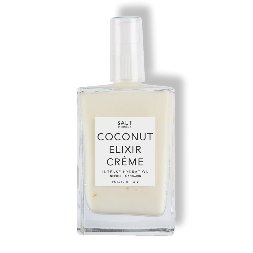 Body Cream with Coconut and Neroli