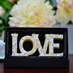 Beeswax Love Candle by NLC
