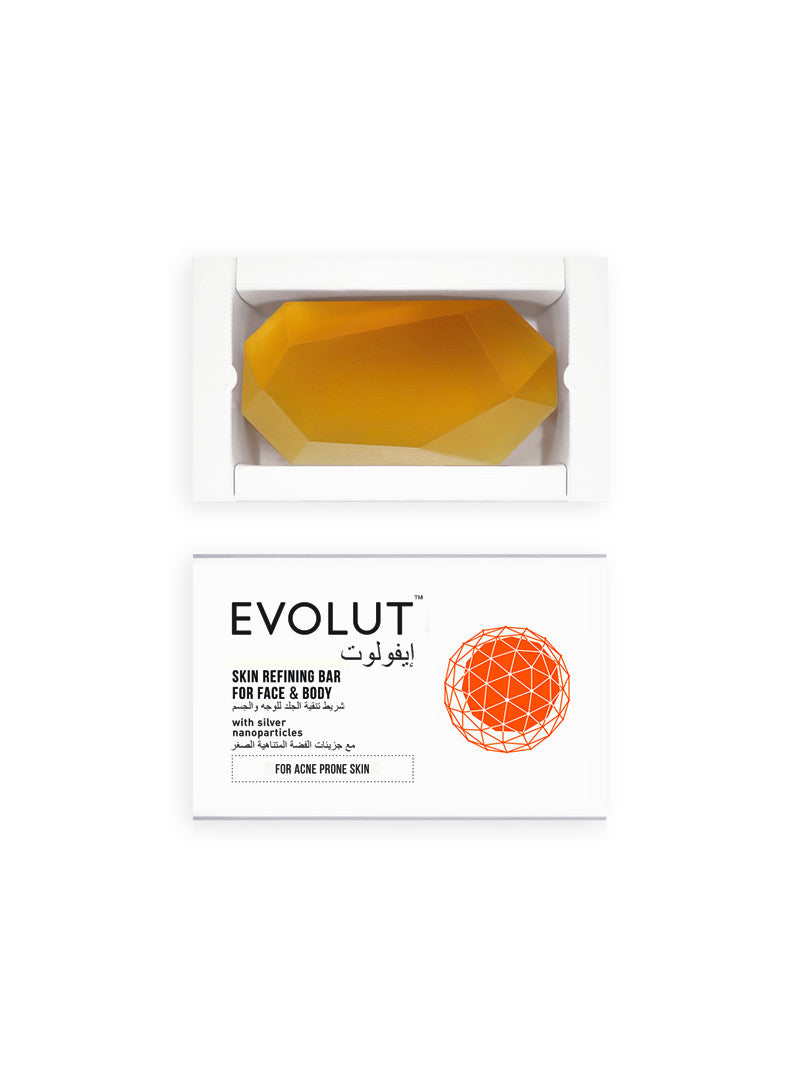 Anti-bacterial Soap (95 gms) by Evolut