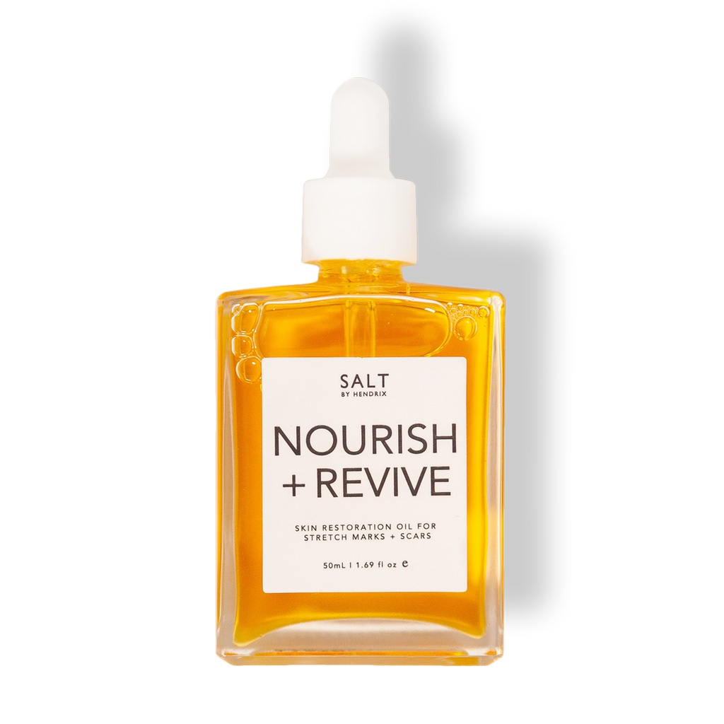 SALT - Nourish + Revive Oil - Marula +Rosehip