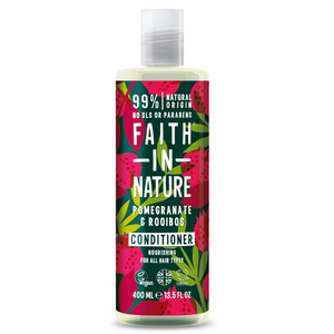 Pomegranate & Rooibos Conditioner by Faith in Nature