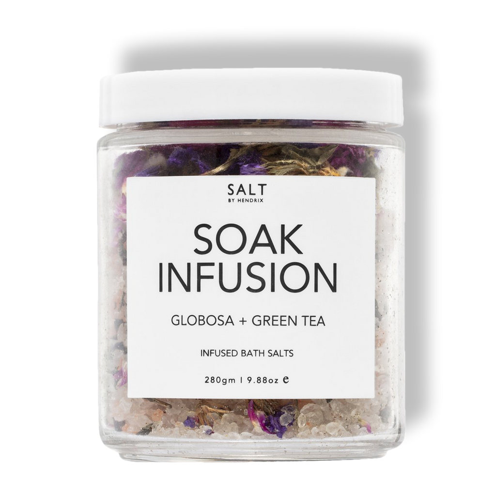 Bath Soak with Globosa & Green Tea by SALT