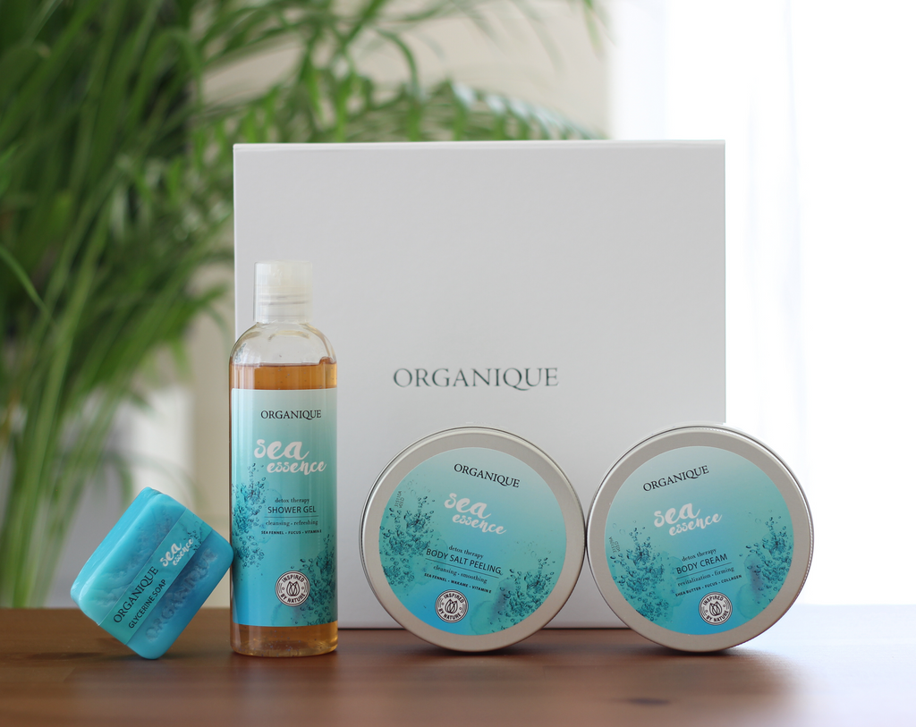 Organique - The Sea Essence Ritual