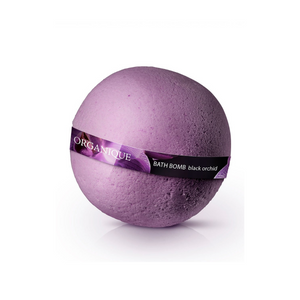 Organique - Black Orchid Bath Bomb