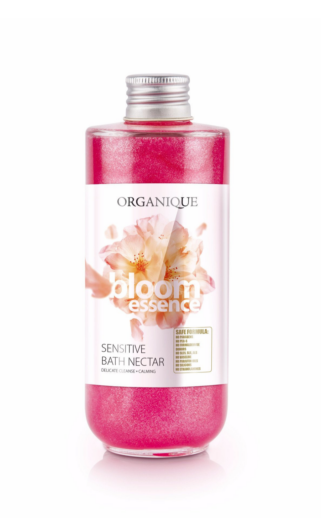 Floral Bloom Essence Bath Foam by Organique
