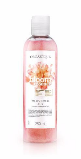 Floral Bloom Essence Shower Gel by Organique