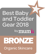 Nappy Cream Baby Balm by Organic Babies