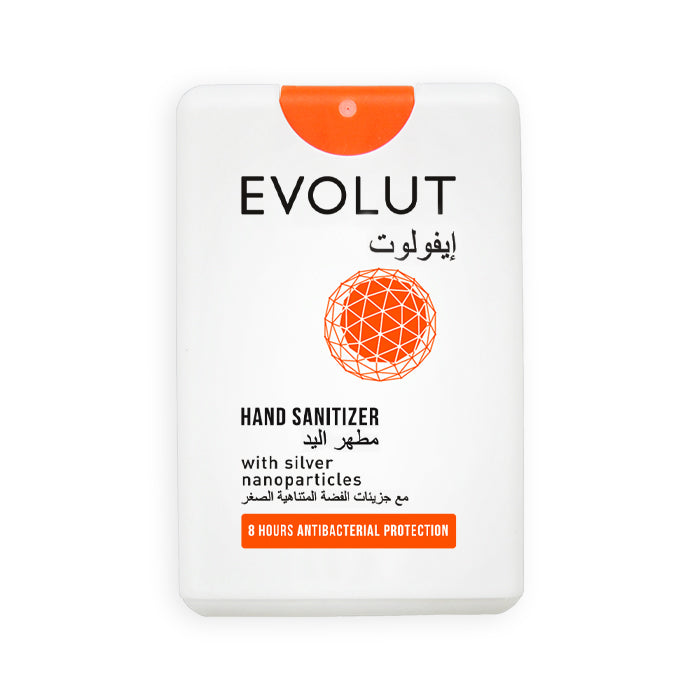Antiseptic Organic Hand Sanitizer (20 ml) by Evolut