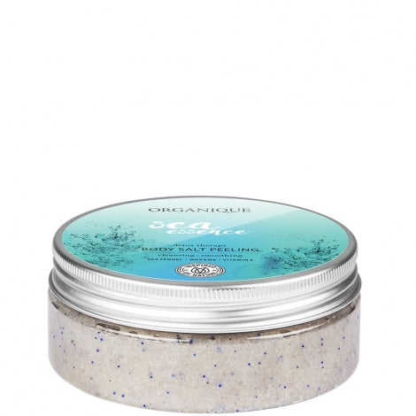 Detoxifying Sea Essence Salt Body Scrub by Organique