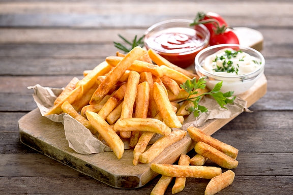 Classic French Fries Recipe