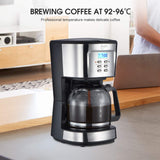 ikich Coffee Machine