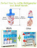 ikich Popsicle Molds