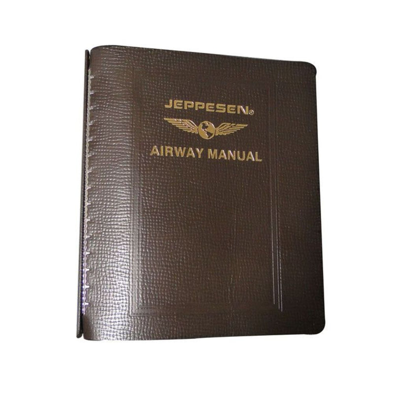 Binder Leather Premium Jeppesen