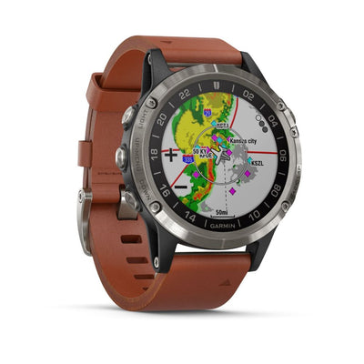 Garmin D2 Delta Leather
