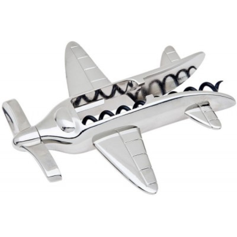 Abridor De Botellas Vino - AIRPLANE SELF PULL CORKSCREW P/N: 13-17951