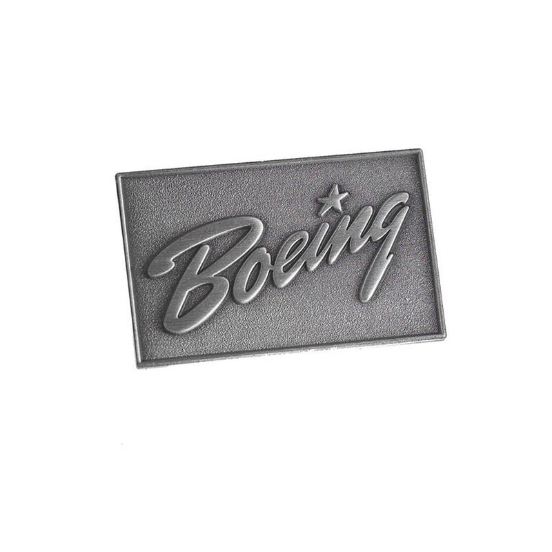 Pin Logo Boeing Rectangular 1940