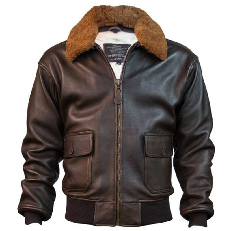 Top Gun Cuero - Brown