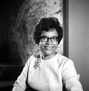 Norma Merrick Sklarek: The first licensed african american female architect