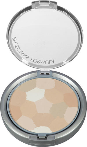Multi-Colored Pressed Powder