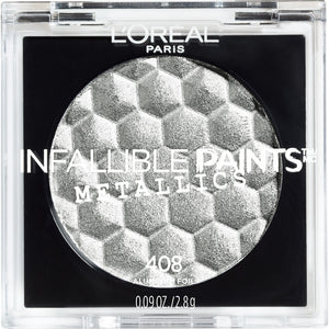 Infallible Paints Eyeshadow Metallics