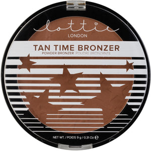 Tan Time Powder Bronzer