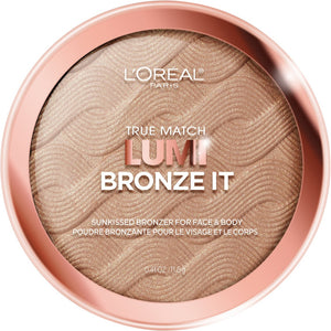 True Match Lumi Bronze It Bronzer