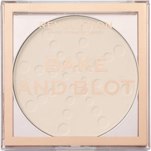 Bake And Blot Pressed Powder