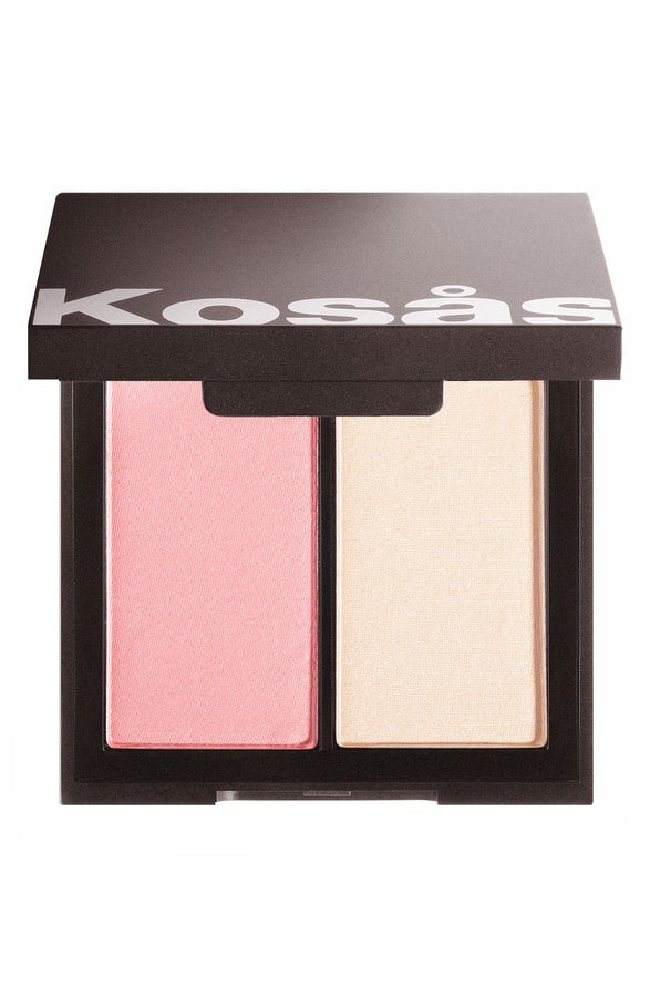 Kosås Color & Light Pressed Powder Blush and Highlighter