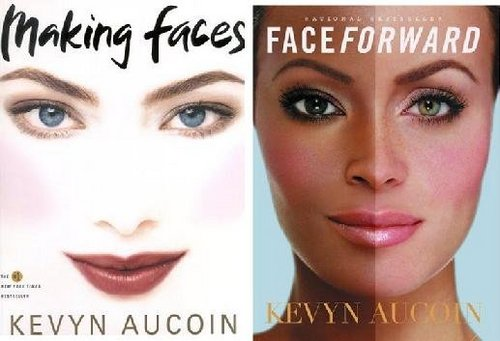 "Kevyn Aucoin book - ""Making Faces"" or ""Face Forward"""
