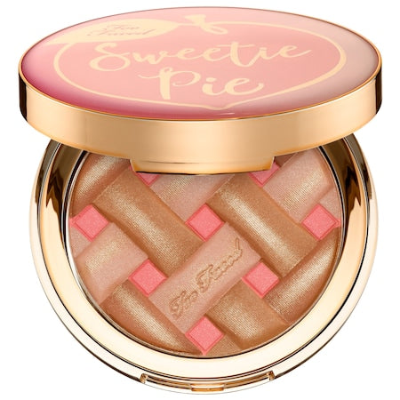 Sweetie Pie Radiant Matte Bronzer – Peaches and Cream Collection