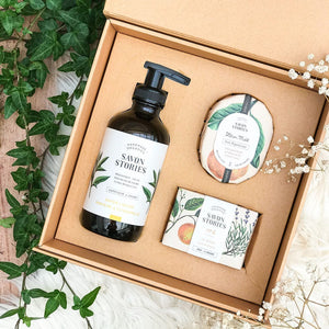 Coffret Savon Stories