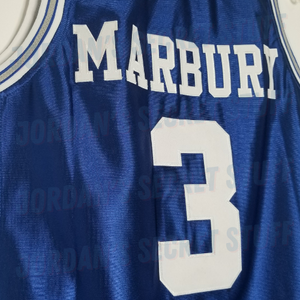 Stephon Marbury High School Jersey Coney Island Lincoln Basketball